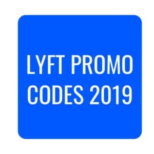LYFT PROMO CODES 2019
