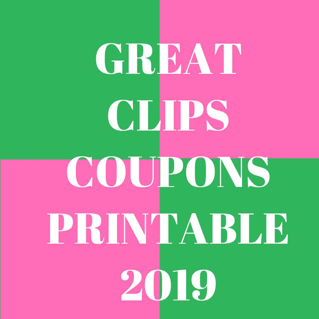 photo regarding Printable Great Clips Coupons identified as Very good Clips Promo Code Printable Archives - Exceptional Clips