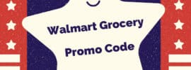 Walmart Grocery Promo Code